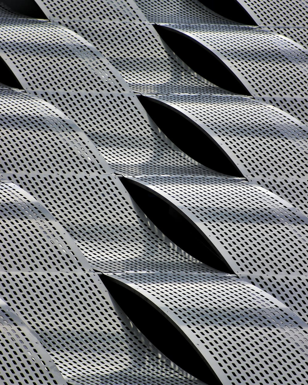 crystal lake illinois services, metal perforating, perforating steel sheets