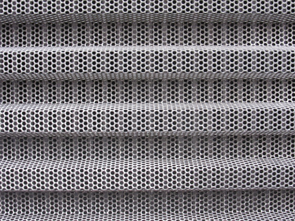 oval metal perforations in illinois, perforated metal michigan
