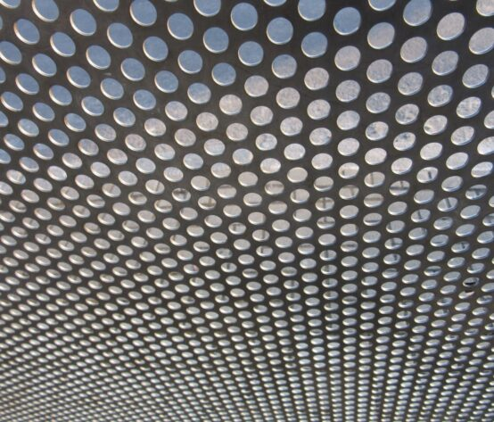 How Perforated Metal is Made