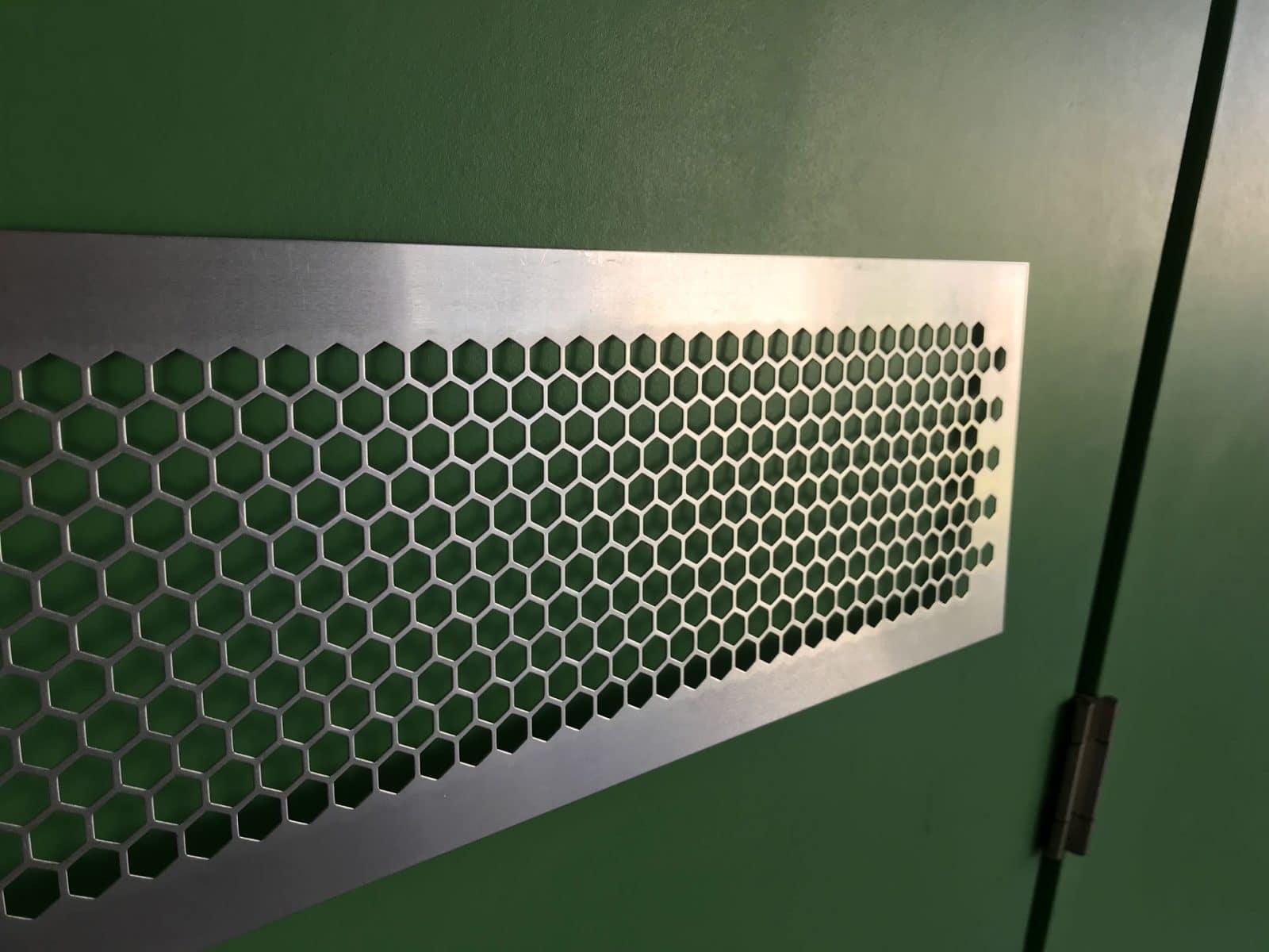 metal perforations in illinois, branko perforating, illinois metal perforations