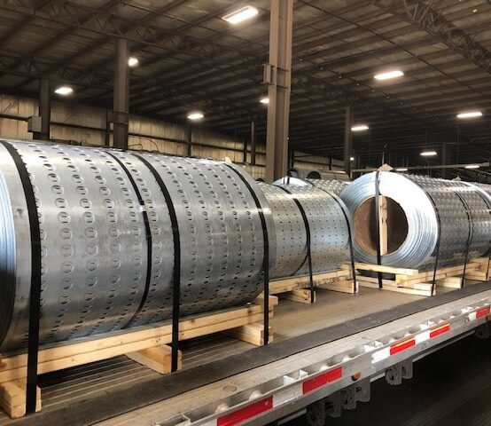 perforated coils in wisconsin, branko perforating, wicconsin perforated coil