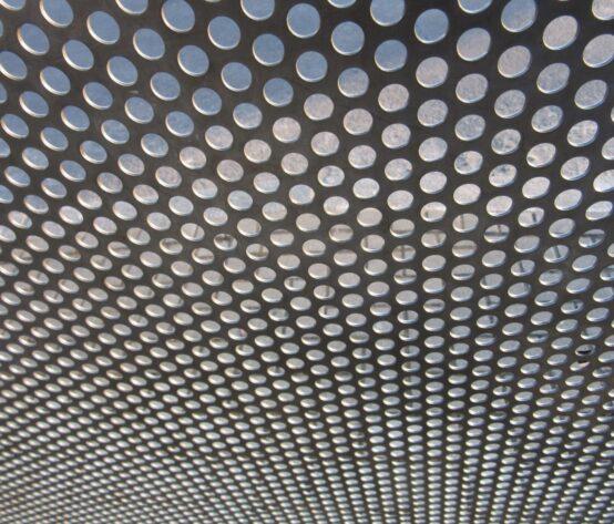 perforated metal sheet, metal perforations, branko perforating