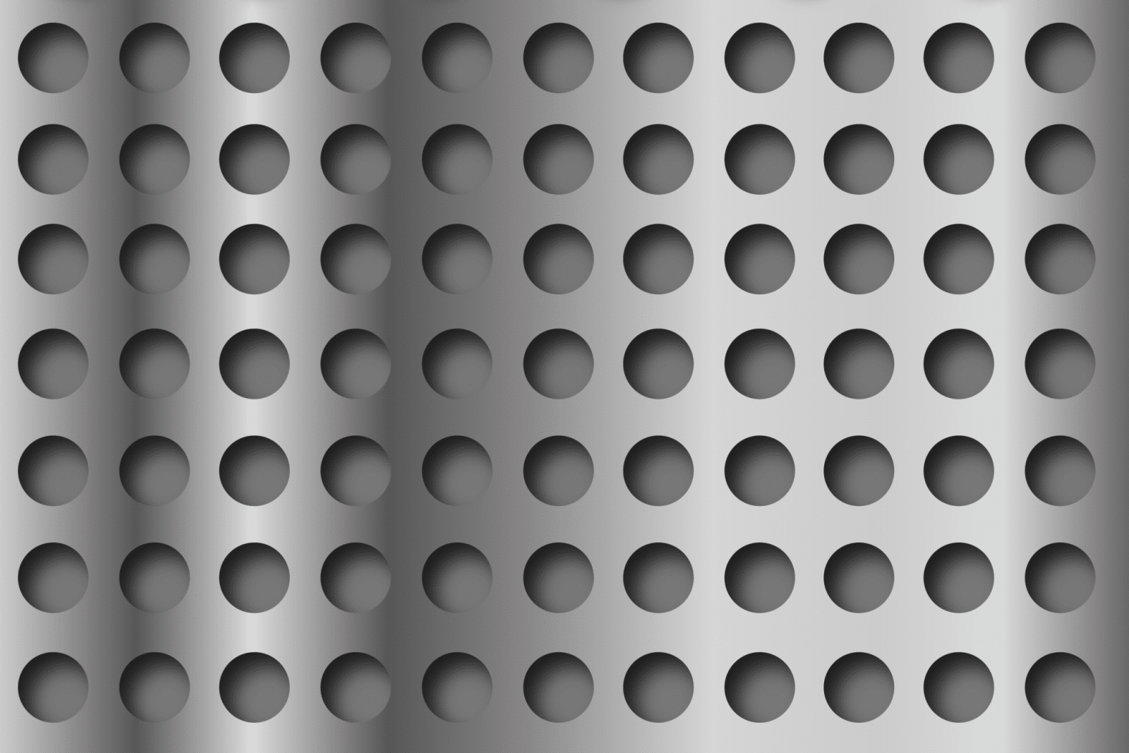 oval metal perforations in wisconsin, branko perforating wisconsin, michigan metal perforations