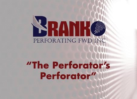 the perforator's perforator, metal perforations in wisconsin, wisconsin perforated metal supplier