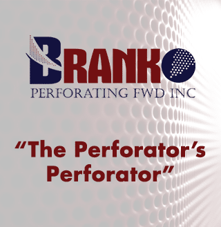 the perforators perforator, branko perforating, metal perforating