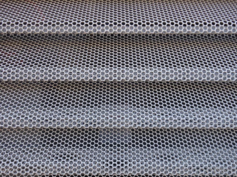 metal perforations, branko perforating wisconsin, metal perforating company