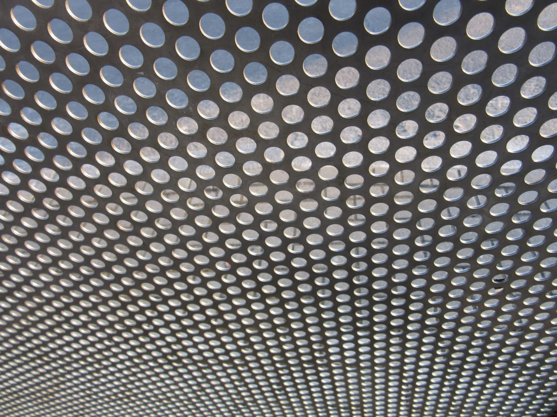 branko perforating, perforated materials, perforated metal supplier