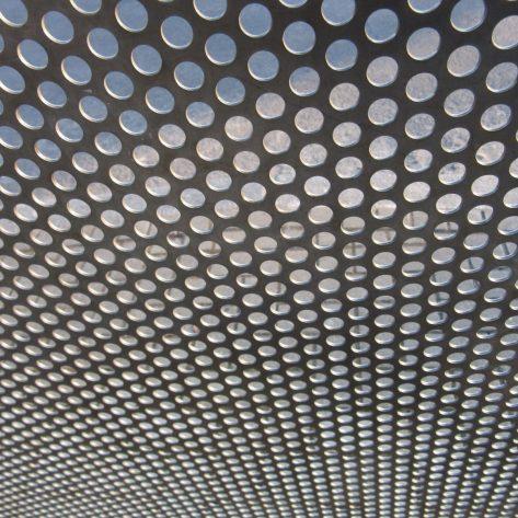 perforating metal hvac industry, hvac industry perforated metal, branko perforating metal hvac