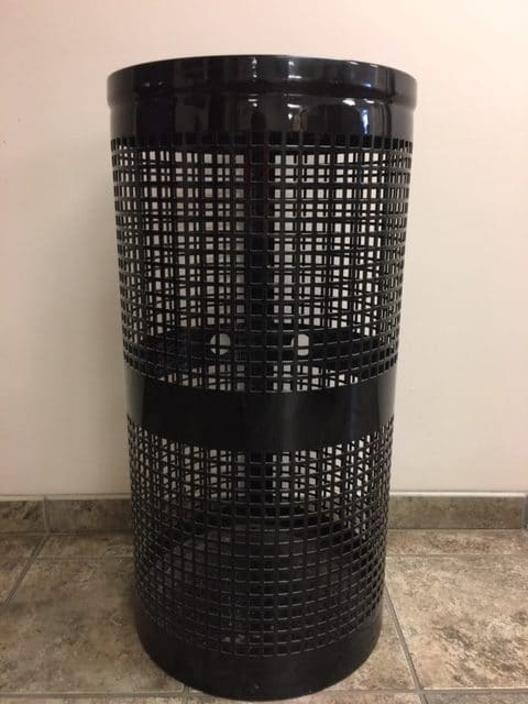 branko perforating, perforated garbage can, perforated metal supplier