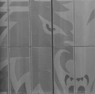 branko perforating, perforated metal logo, the perforators perforator