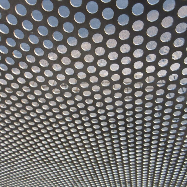 perforating stainless steel, perforating company, perforating metal sheets